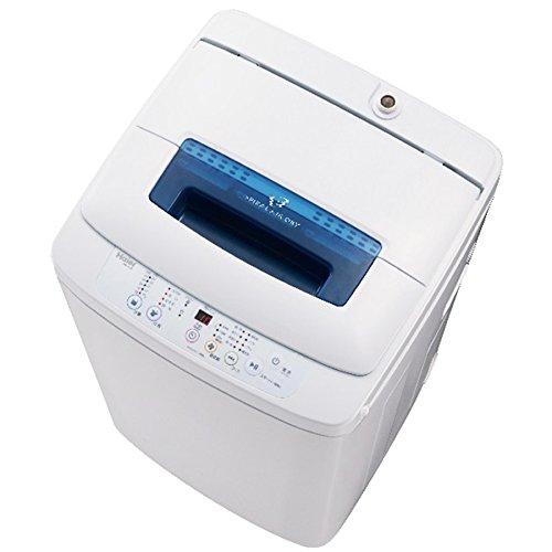 ハイアール 全自動洗濯機 4.2kg JW-K42M-W ホワイト(代引不可)【送料無料】