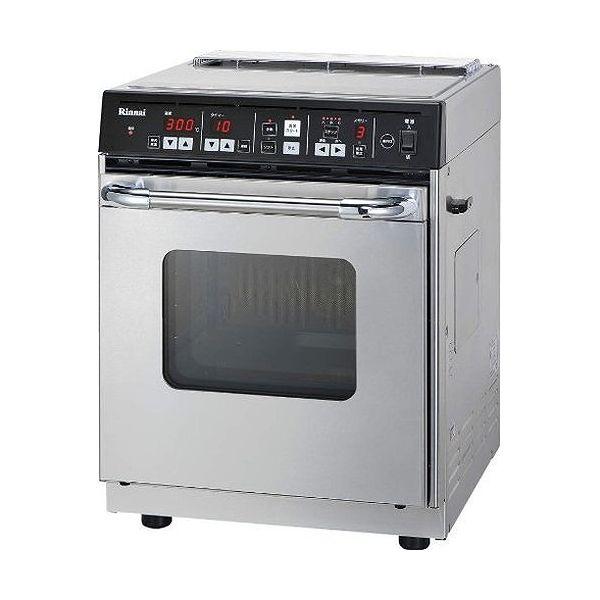 リンナイ 卓上型コンベック RCK-S10AS-LPG 【プロパンガス(LPガス)】 卓上ガスオーブン