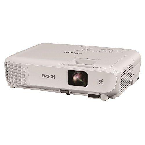 エプソン プロジェクタ ベーシックモデル EB-W05 WXGA/3300lm EB-W05