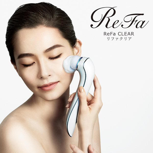 MTG ReFa CLEAR リファクリア 3D音波洗顔ブラシ 毛穴 洗浄 クレンジング 防水【送料無料】