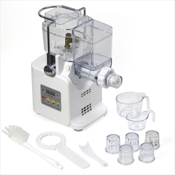 A ramen noodle making machine udon noodle making machine pasta machine side noodle making machine home brew for the noodles maker RLC-NM300 noodle making machine home can make very chewy noodles! (collect on delivery impossibility)