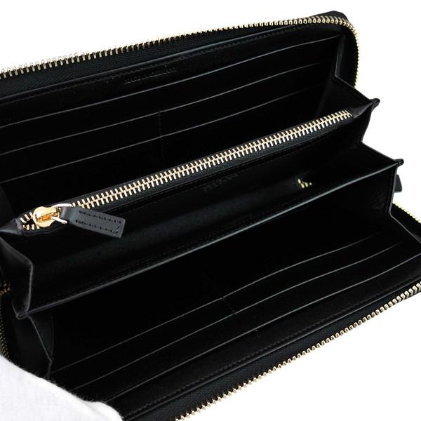 MONTBLANC モンブラン U114532 MST ジップアラウンド ロングウォレット 8CC ブラック ギフト プレゼント バレンタイン【送料無料】