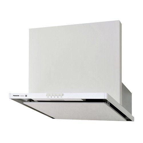 パナソニック UR向け スマートスクエアフード (フード本体・幕板・横幕板別売) FY-6HZC4R3-W(代引不可)