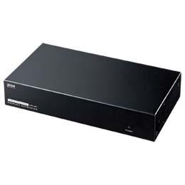AVエクステンダー(送信機・2分配)VGA-EXAVL2 サンワサプライ(代引き不可)【送料無料】