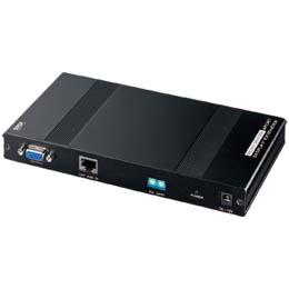 AVエクステンダー(中継機・4分配)VGA-EXS4 サンワサプライ(代引き不可)【送料無料】