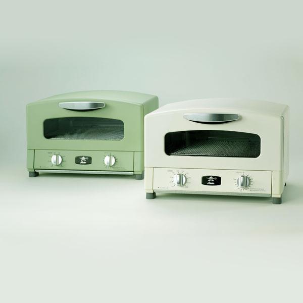 アラジン Aladdin グラファイト グリル&トースター ホワイト AET-G13N(W) トースター おしゃれ【送料無料】