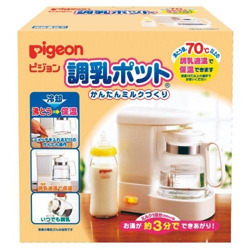 ピジョン 調乳ポット かんたんミルクづくり【送料無料】