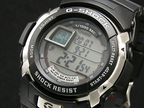 カシオ Gショック CASIO 腕時計 Gスパイク G7700-1