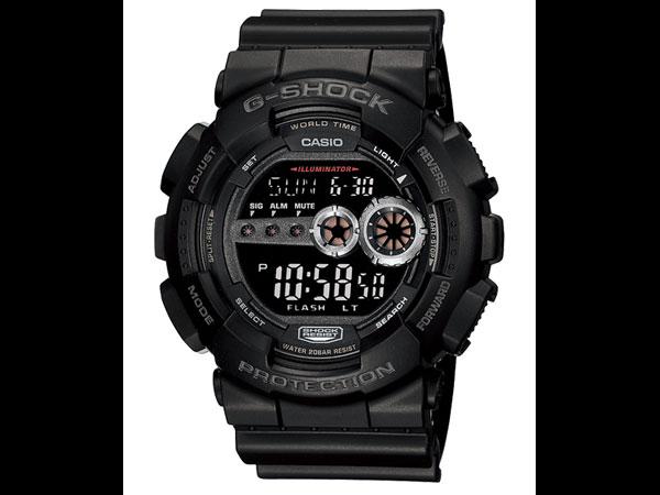 カシオ CASIO Gショック G-SHOCK 腕時計 GD-100-1BJF【ラッピング無料】【送料無料】
