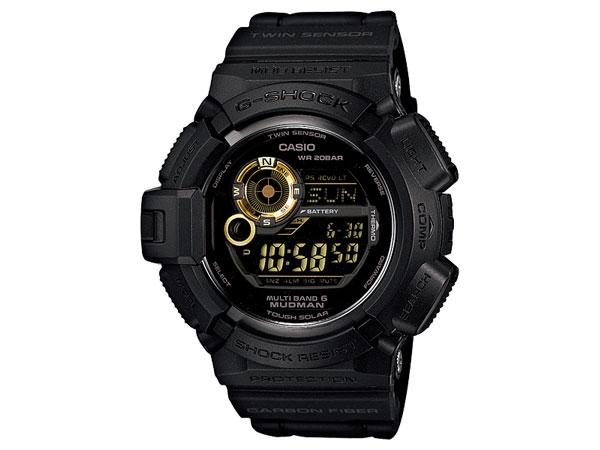 カシオ CASIO Gショック マッドマン 電波タフソーラー 腕時計 GW-9300GB-1JF【送料無料】