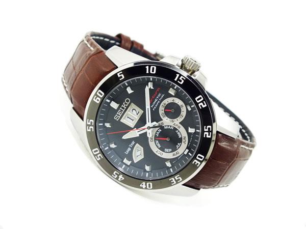 セイコー SEIKO スポーチュラ キネティック パーぺチュアル 腕時計 SNP055P2 ラッピング無料送料無料0PkXnw8O