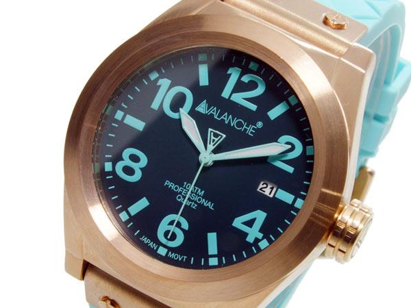 アバランチ AVALANCHE クオーツ ユニセックス 腕時計 時計 AV1028-GRRG