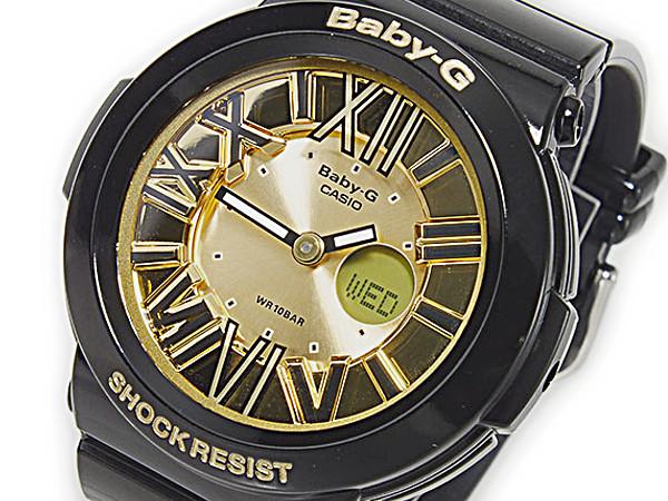 カシオ CASIO ベイビーG BABY-G ネオンダイアル デジタル 腕時計 BGA-160-1B