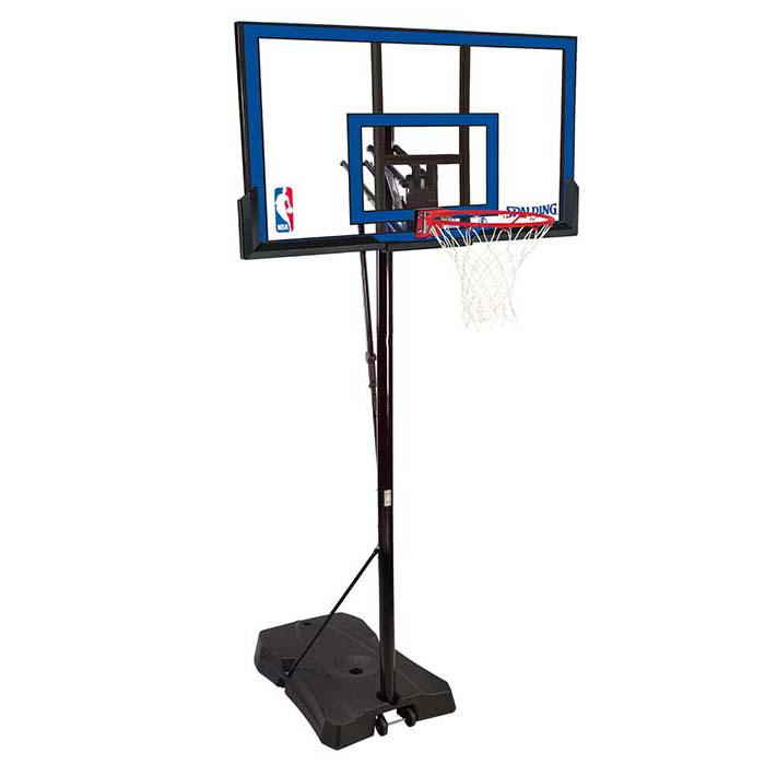 ゲームタイムシリーズ バスケットゴール SPALDING スポルティング NBA チームシリーズ 73655CN(代引不可)【送料無料】【int_d11】