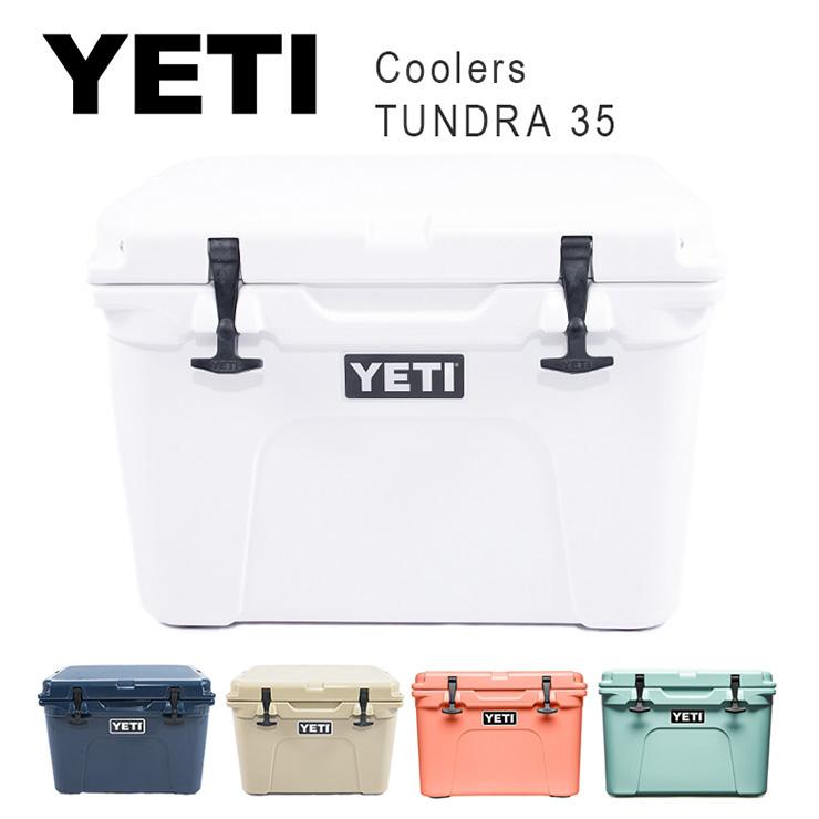 YETI イエティ クーラーズ タンドラ35 クーラーボックス Tundra 35 Hard Cooler YTUN35 アウトドア キャンプ 釣り フィッシング【送料無料】