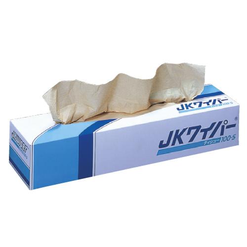 100%品質保証 日本製紙クレシア JKワイパー 人気の製品 100-S 62311 箱 入数:100枚