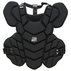 ZETT(ゼット) BLP3295 PROSTATUS 軟式野球用プロテクター ブラック 【送料無料】