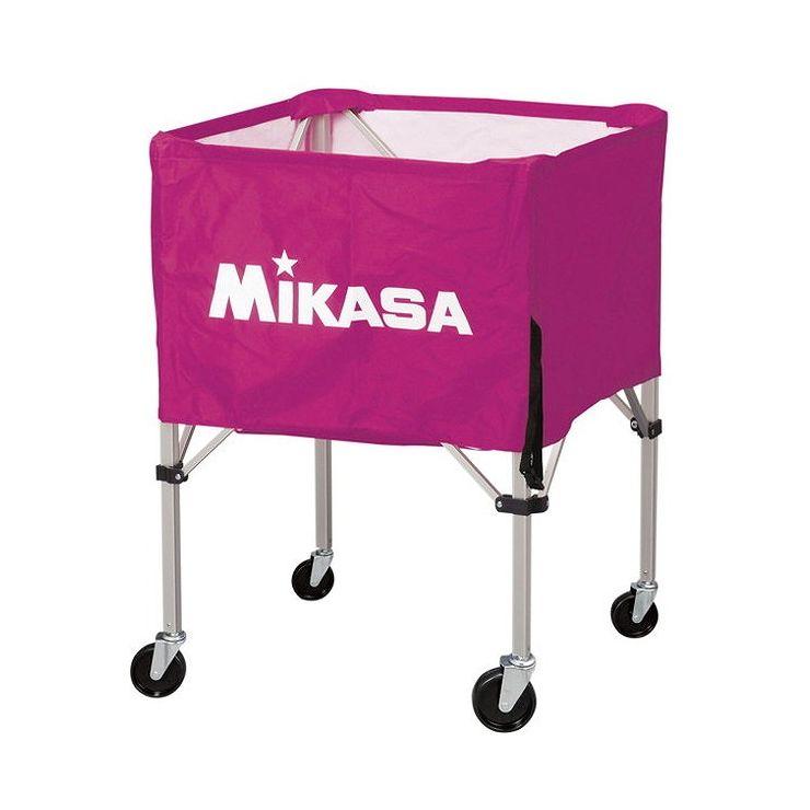 ミカサ(MIKASA) 器具 ボールカゴ 屋外用(フレーム・幕体・キャリーケース3点セット) BCSPHL 【カラー】バイオレット【送料無料】