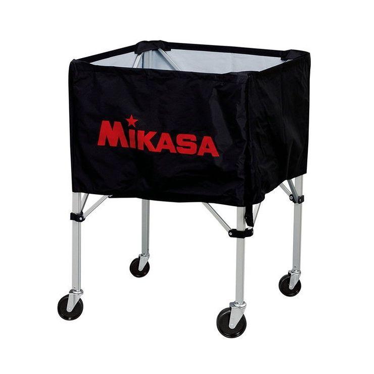 ミカサ(MIKASA) 器具 ボールカゴ 屋外用(フレーム・幕体・キャリーケース3点セット) BCSPHL 【カラー】ブラック【送料無料】