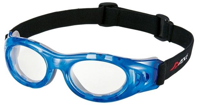 AXE(アックス) サングラス EYE PROTECTOR Mサイズ AEP01 ブルー×クリア BU【送料無料】