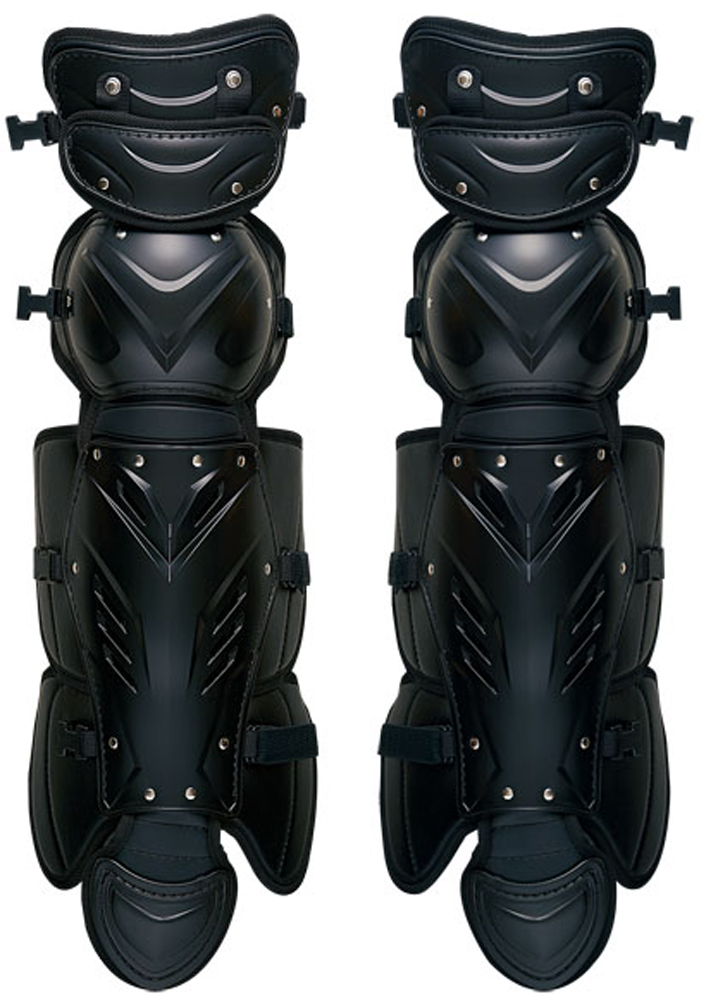 ZETT プロステイタス 硬式用レガーツ BLL1295M  ブラック 1900 【送料無料】
