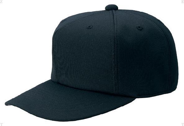 ZETT ゼット オールニットベースボールキャップ 六方 BH121 野球 卓出 ベースボール ブラック 1900 サイズ オールニットキャップ ギフ_包装 カラー O 59~60cm
