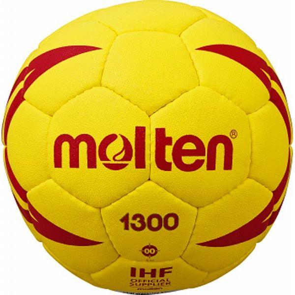 モルテン(Molten) ハンドボール00号 ヌエバ1300 イエロー×レッド H00X1300YR【S1】