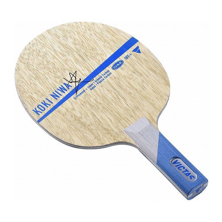 VICTAS(ヴィクタス) 卓球ラケット VICTAS KOKI NIWA ST 27805【送料無料】
