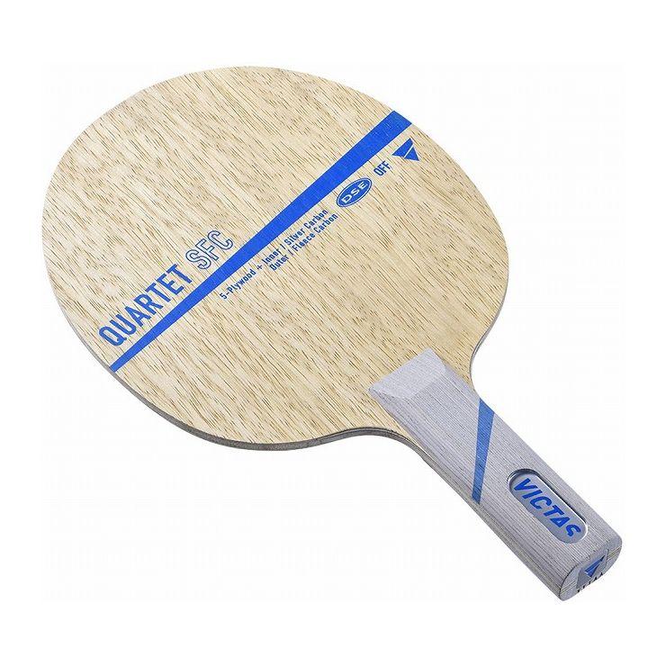 VICTAS(ヴィクタス) 卓球ラケット VICTAS QUARTET SFC ST 28705【送料無料】