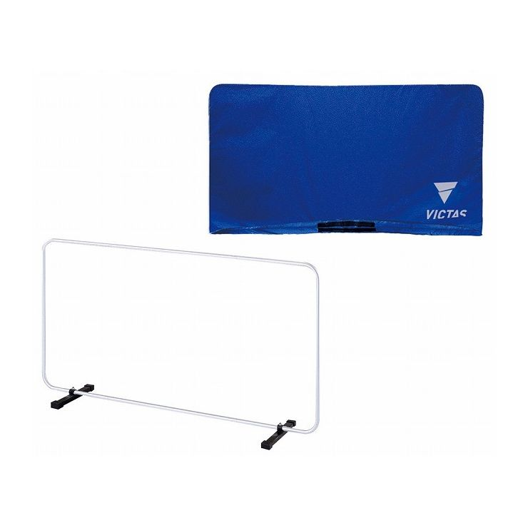VICTAS(ヴィクタス) VICTAS 防球フェンスライト B‐TYPE 1.4m 5組セット 51032 【カラー】ブルー【送料無料】