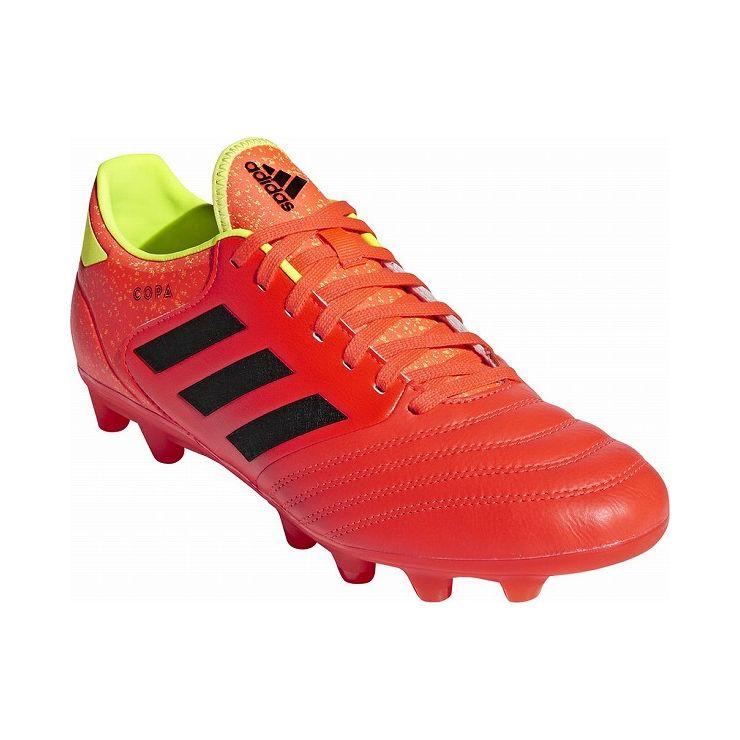 アディダス フットボールシューズ 25.0cm adidas Football コパ 18.2-ジャパン HG/AG スパイク サッカー 土用 人工芝用 BB6900【送料無料】