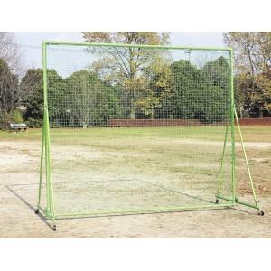 赤羽根工業 防球フェンス(車付)253 2.5×3×1.4m B-81