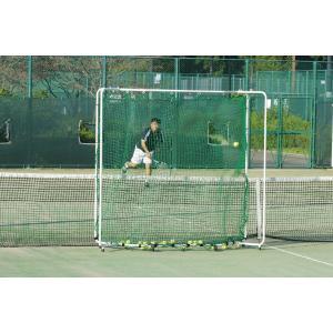 テニス用防球・集球フェンス S-2294(代引き不可)