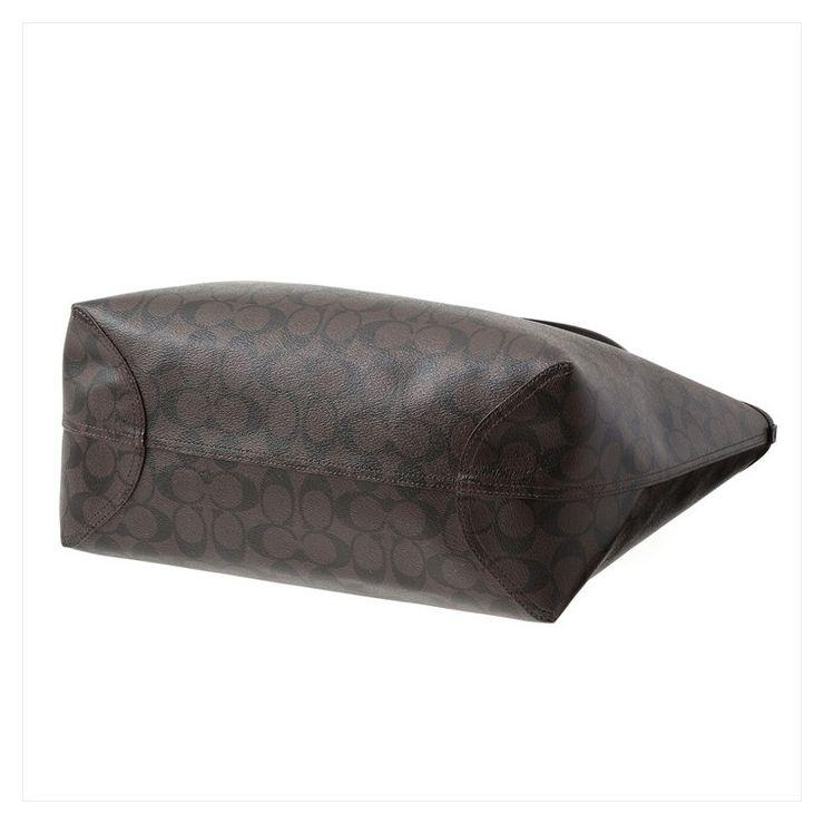7975172b4a7c COACH OUTLET コーチ アウトレット F36658 IMAA8 ブラウン×ブラック トートバッグ (リバーシブル) バッグ レディース バッグ  通勤 鞄