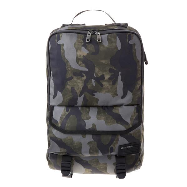 ディーゼル DIESEL【X04008PR027H5254】Military Camou バックパック【送料無料】