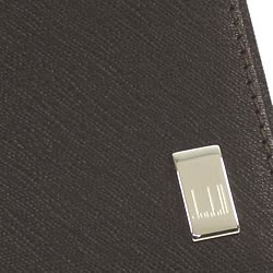 Dunhill DUNHILL wallet 2 fold cards FP3020E Billfold w/8 cc SIDECAR