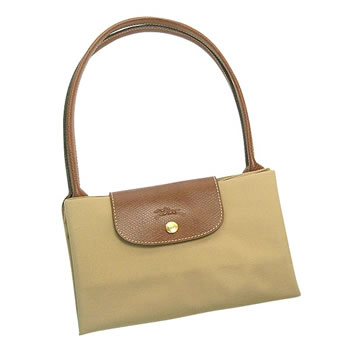 1899 Pliage Bag Le Longchamp Shopping Long Sac Beige Tote Chmp UR78wUqr