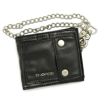 科特布斯能源两折钱包硬币放入 EL1048 钱包黑色