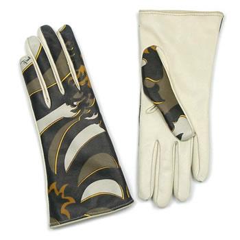 エミリオ・プッチ EMILIO PUCCI 手袋 97GG02 GLOVES BR【送料無料】【Luxury Brand Selection】