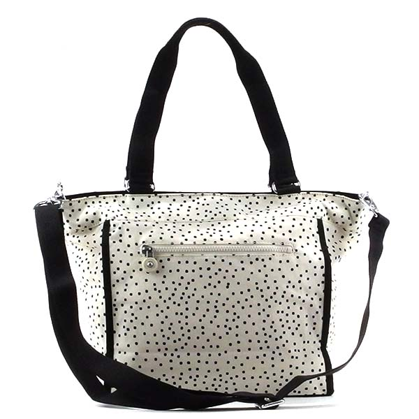 キプリング kipling ショルダーバッグ K16640 SMALL SHOULDERBAG WITH REMOVABLE SHOULDERSTRA SOFT DOT WTuFJc3K1Tl