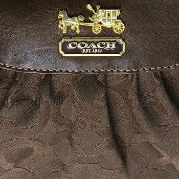 教練COACH門包41988 COH MAD OP ART CPSTY WRL MADISON CECE B4/BR