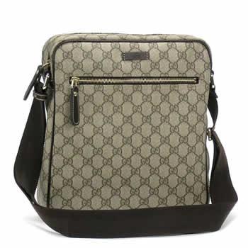 f7690c18e Gucci by GUCCI shoulder bag SHOULDER BAG 201448 BEIGE/EBONY-COCOA-DK  CHOCOLA ...