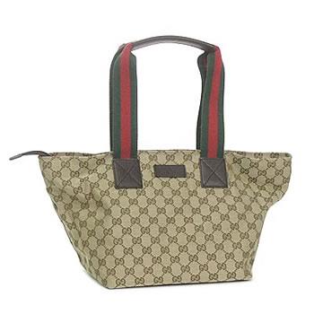432b4c55565 131230 gucci GUCCI tote bag MEDIUM-TOTE-ZIP TOP TOTE BEIGE EBONY-COCOA-VRV