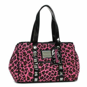 ベッツィヴィル Betseyville Handbags Love Jungle Bv27440 Large Tote Pink Pk