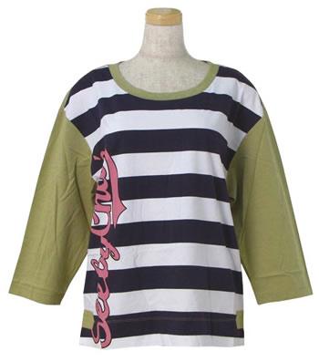 シーバイクロエ SEE BY CHLOE レディース Tシャツ 495901 NV WT NVf7Yb6gyv