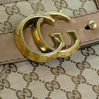 f2f099373acd ... Gucci by GUCCI tote bag GG RUNNING 247179 BORSA GG RUNNING ORIGINAL GG  BEIGE EBONT MARRON