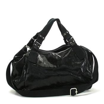 f768fe56049 Kipling kipling handbag CITY K24608 NEW PAMELA BLACK COATED BK/GY