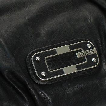 Guess GUESS shoulder bag CHAYA VY322201 HOBO BLACK BK