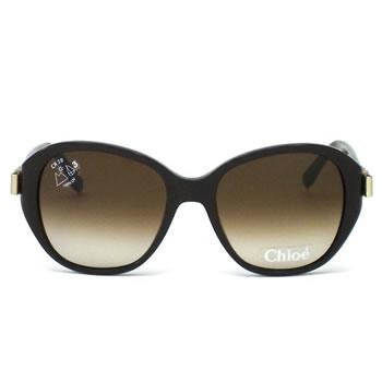 克洛CHLOE太阳眼镜/眼镜SUNGLASS CL2261 CHOCOLATE DB