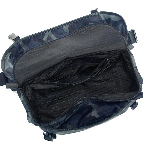Camouflage belt bag Prada xXOFq8vHIA